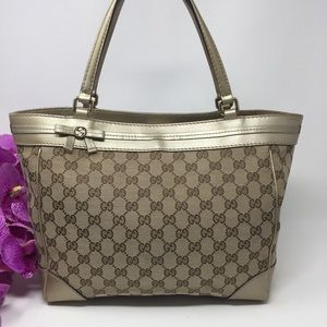 Preowned Authentic Gucci Shoulder Bag